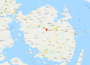 AB Låseservice placering_Odense