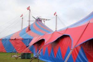 cirkus trapez
