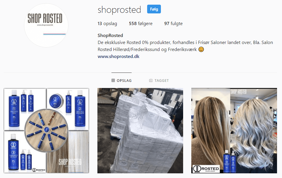 Salon Rosted instagram (1)