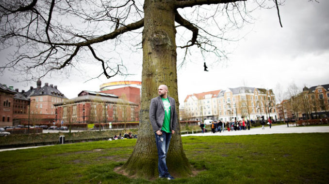 Jonathan Løw i Århus